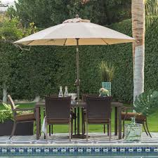 patio ideas heavy duty patio umbrella with cream patio umbrella