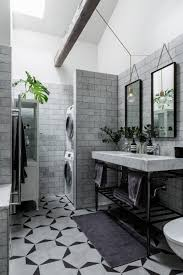 gravity home cozy scandinavian attic apartment bathroom blog