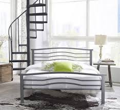 7 beautiful metal queen size beds cute furniture