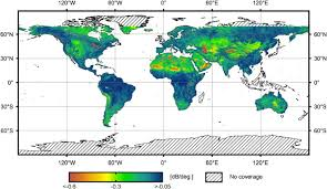 gmes sentinel 1 mission sciencedirectcom development of a global backscatter model in support to the sentinel