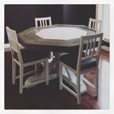 ana white poker table diy projects