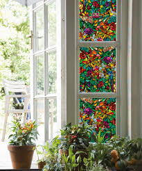 love this spring chapel window film by brewster home fashions on