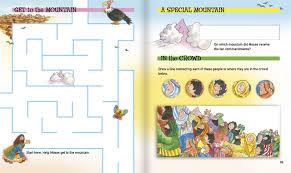 the activity bible b u0026h kids editorial staff 9781433686344