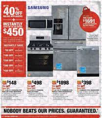 home depot black friday regrigerators home depot black friday ads sales deals doorbusters 2016 2017