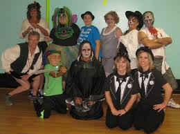 everyday is halloween upcoming events blacklight zumba party thorbeckes fitlife centers