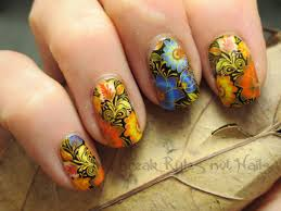 floral nail art break rules not nails