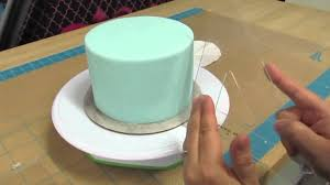 How To Make Plastic Icing Decorations How To Create Quilt Pattern On A Cake The Krazy Kool Cakes Way