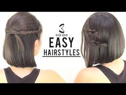 small hair easy hairstyles for hair