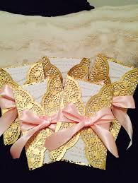 wedding arches at walmart diy doilie bow wedding invitations easy beautiful and cheap