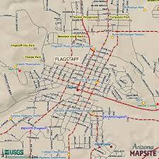 az city map flagstaff arboretum map flagstaff az mappery