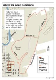 Colleges In Florida Map by Fort Lewis College Cycling Set For Squawker Road Classic In Durango