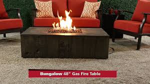 bungalow 48 u201d gas fire table on vimeo