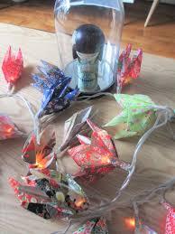 Guirlande Lumineuse Fleurs by Tutoriel Diy Une Guirlande Lumineuse à Fleurs En Origami