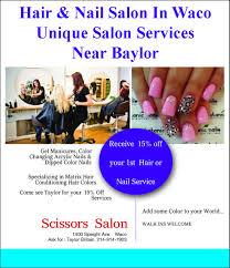 hair u0026 nail salon in waco texas