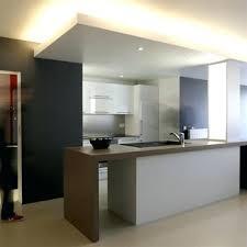 bar separation cuisine meuble separation cuisine salon peinture de cuisine mur separation