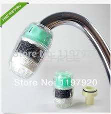 kitchen faucet filter fixmee new coconut carbon home kitchen faucet tap water clean