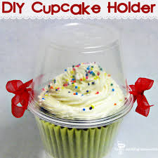 cup cake holder easy diy cupcake holder home cooking memories