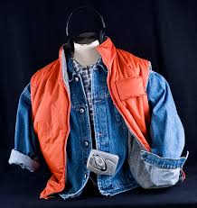 back to the future costume le chat noir boutique back to the future marty mcfly