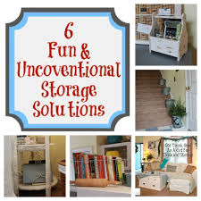 Home Storage Ideas by 6 Fun U0026 Unconventional Storage Solutions Mom 4 Real