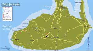 Map Of Bali Location Welkom Bij Vila Bukit Indah