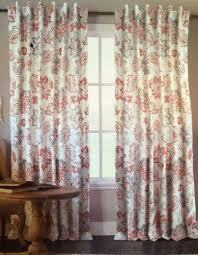 Coral And Gray Curtains Coral Window Curtains Vrboska Hotel