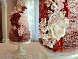 ombre wedding cake cincinnati life in a sugar kingdom