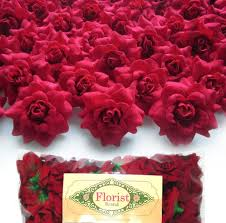 wholesale roses 100 silk roses flower 1 75 artificial flowers heads