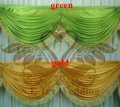 Curtain Table Popular Wedding Backdrop With Table Skirt Buy Cheap Wedding