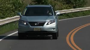 lexus suv 2010 cost 2010 lexus rx350 awd drive time review youtube