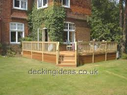 Garden Decking Ideas Uk Decking Ideas Decking Ideas And Designs Home Ideas Pinterest