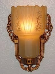 Wall Sconce Lamp Shades Art Deco Lamp Shades Foter