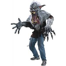 amazon com rubie u0027s costume co midnight howler creature costume