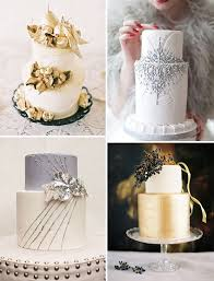 picture of 5 hottest wedding cake types of