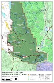 Aspen Colorado Map by State Forest State Park Outthere Colorado