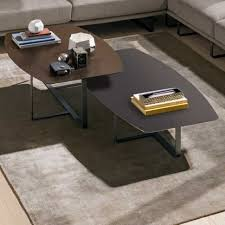 coffee table contemporary coffee table powder coated steel