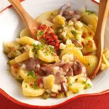 schlesische küche schlesischer kartoffelsalat rezept küchengötter