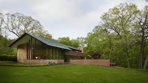 frank lloyd wright usonian house becomes architect u0027s home in lake