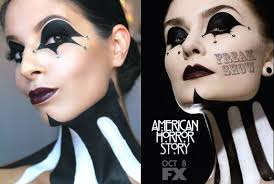9 easy halloween makeup tutorials for adults purewow