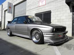 widebody cars bmw e30 1988 widebody turbo custom 325is german cars for sale blog