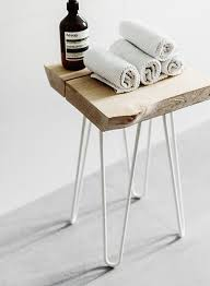hair pin legs table legs hairpin legs white by trivial project of berlin