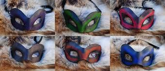 leather masquerade masks leather masquerade mask mash by epic leather on deviantart