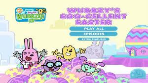 wow wow wubbzy wubbzy u0027s egg cellent easter vimeo