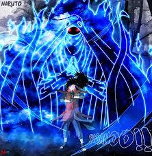 sasuke with indra chakra hop yu like it anime pinterest