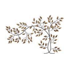 Twig Wall Decor Iron Trees Metal Wall Art Uttermost Wall Sculpture Wall Decor Home