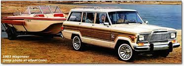 1989 jeep mpg jeep wagoneer road pioneer and luxury wagon