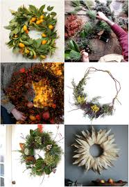 try this wreath tutorials hither thither