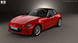 mazda store 360 view of mazda mx 5 2015 3d model hum3d store