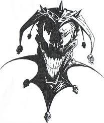 ink jester design random jester