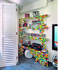 lego kitchen island legos stylish stackable home decor homejelly
