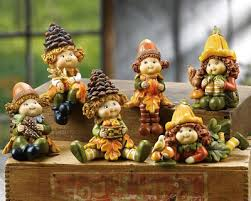 sweet harvest sitters collectible figurines set from collections etc